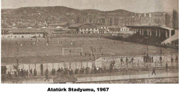 Eskişehir Atatürk Stadyumu 1967