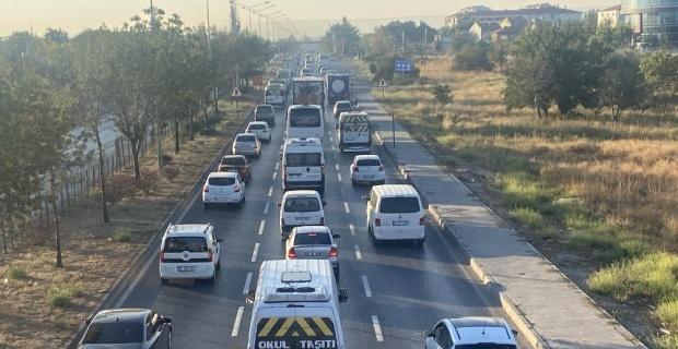Eskişehir'deki araç sayısı 290 bin oldu