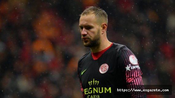 Eskişehirspor'a Boffin şoku