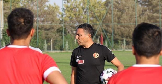 Eskişehirspor ikinci etap kampı noktaladı