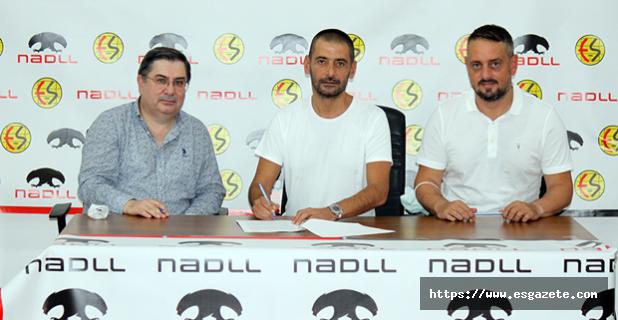 Eskişehirspor'u NADLL giydirecek
