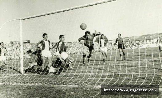 Eskişehirspor'un ilk golü