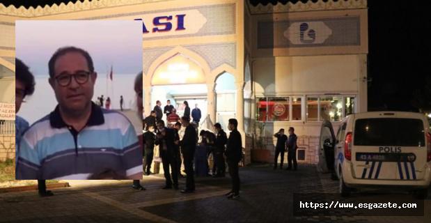 Kütahya'da restoran sahibine silahlı saldırı