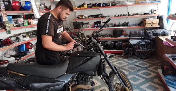 Motosikletin kış bakımı nasıl yapılır