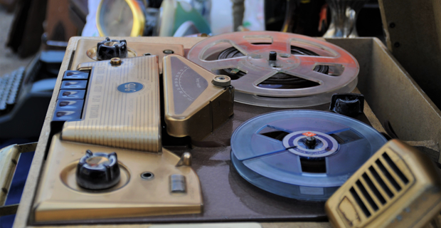 Nazilerin kullandığı ses kayıt cihazı