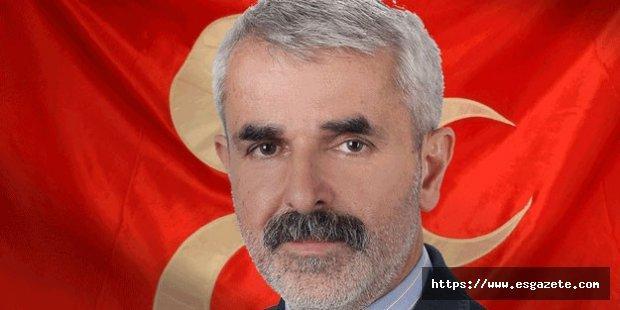 Sazak'tan CHP'ye Sert Tepki