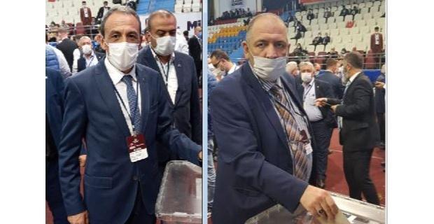 Akdoğan ile Ulupınar BBP'nin yeni yönetiminde yer aldı
