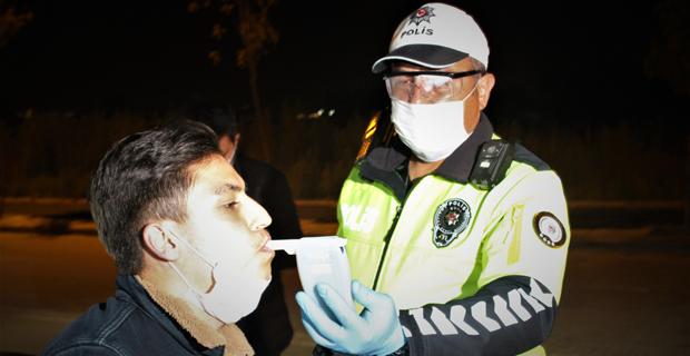 Alkol denetimlerinde 137 bin 781 lira ceza