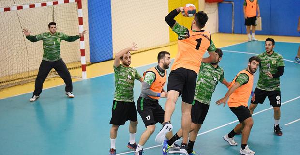 Ankara Hentbol İhtisas Hazırlıkları Başladı