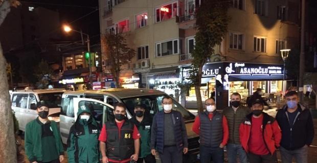 Eskişehir İHH Arama Kurtarma Birimi deprem bölgesine ulaştı