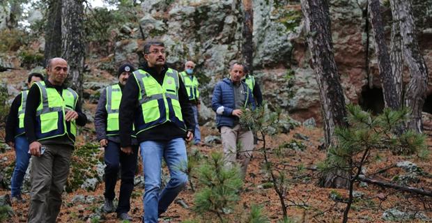 Frig Ekoturizm projesi hayata geçiriliyor