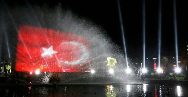Görkemli Cumhuriyet Bayramı kutlaması