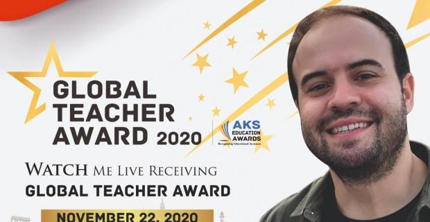 Ödül avcısı öğretmen