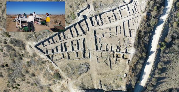 Tarihi Karacaşehir Kalesi eğitim yuvasına dönüştü