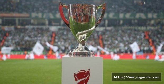 Türkiye Kupası'ndaki rakibimiz belli oldu