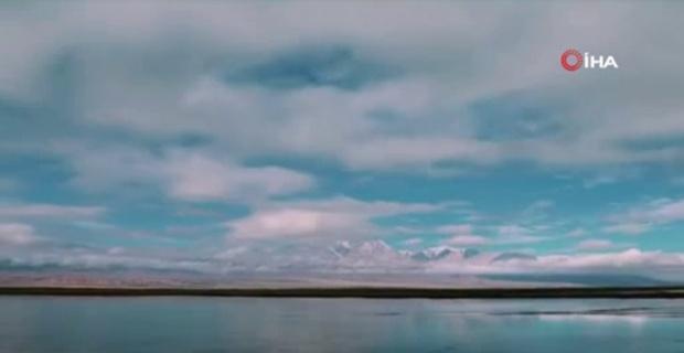 Dünyanın Üçüncü Kutbu Qilian Buzulları alarm veriyor