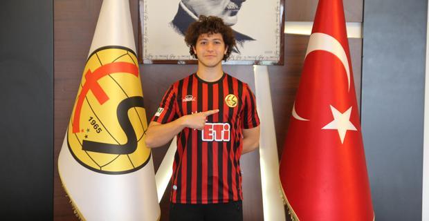 Eskişehirspor'a yeni golcü