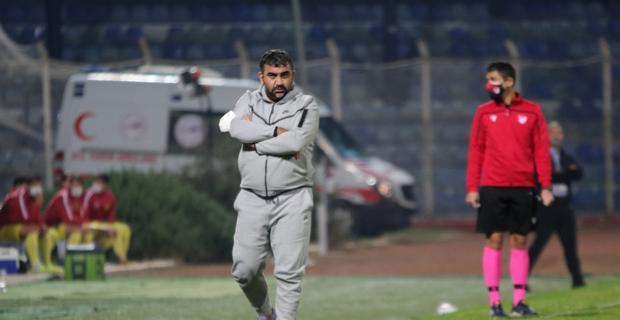 Eskişehirspor oyuncularını tebrik ediyorum