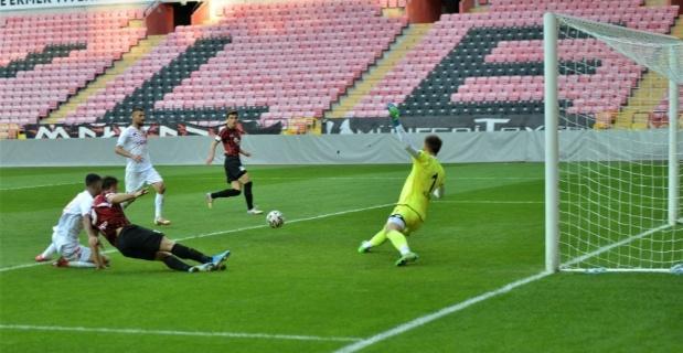 Eskişehirspor, en az gol atan takım