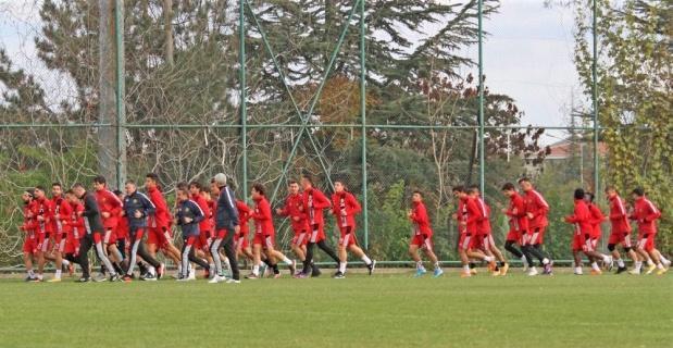 Eskişehirspor'da hedef ilk galibiyet