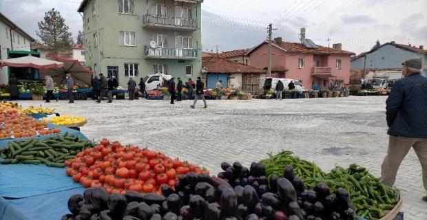 Kırka'ya yeni pazar yeri