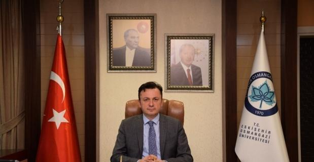 Rektör  Şenocak'tan Öğretmenler Günü mesajı