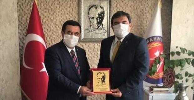 Vali Yardımcısı Balcı'dan Başkan Gündoğan'a Ziyaret