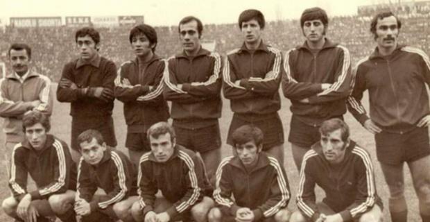 Eskişehirspor 1971-72