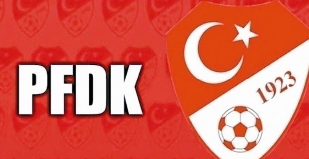 Eskişehirsporlu futbolcu, PFDK'ya sevk edildi