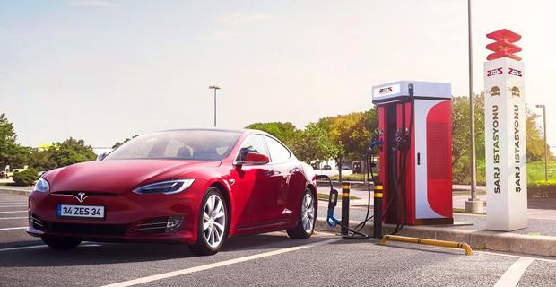 Türkiye'nin elektrikli araç altyapısı güçleniyor