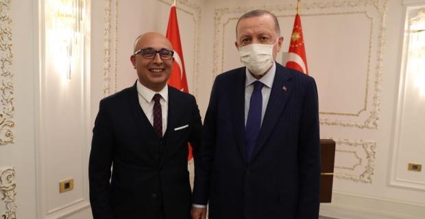 Erdoğan: Eskişehirspor'u yakından takip ediyorum