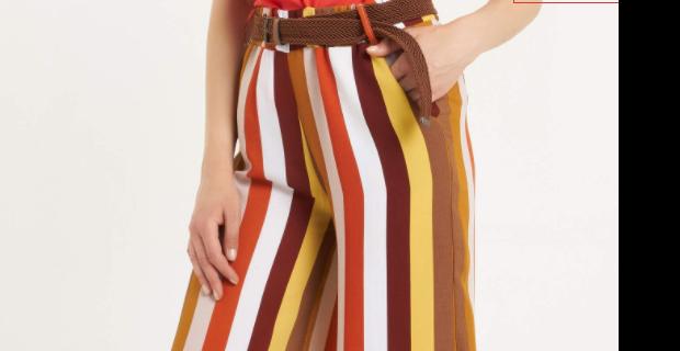 Kadın Keten Pantolon Modelleri