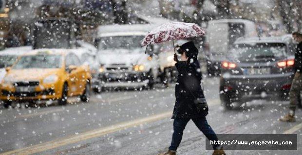 Kar yağışı devam edecek mi?
