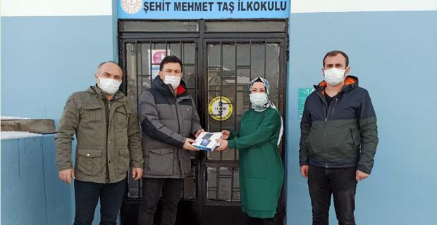 Türk Harb-iş'ten eğitime destek