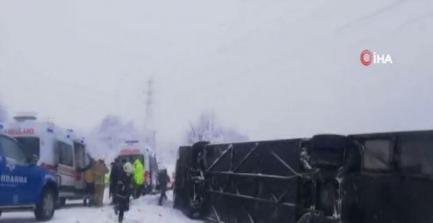 Faciadan dönüldü:16 kişi yaralandı