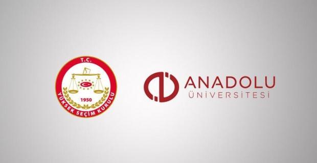 Anadolu'dan YSK'ya büyük hizmet