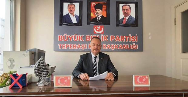 BBP Eskişehir gündemini konuştu