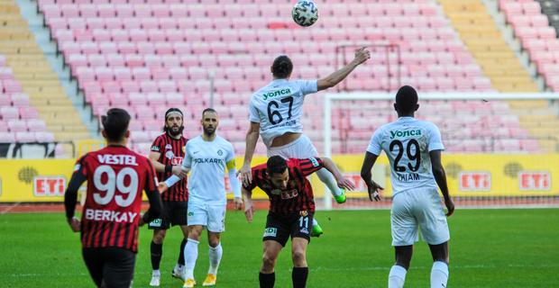 Eskişehirspor: 0 - Altay: 5