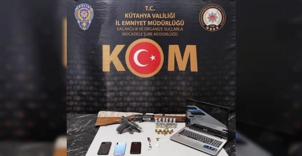 Kütahya'da sahtecilik operasyonu: 9 gözaltı