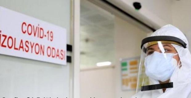 Korona virüsten 72 kişi hayatını kaybetti