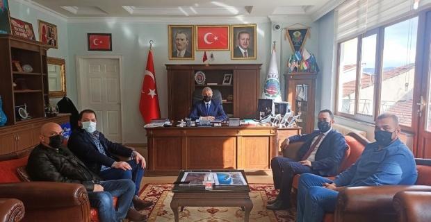 TOKİ'den Simav'a 315 konut