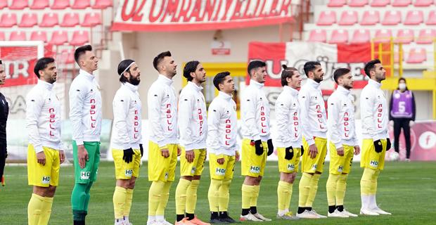 Ümraniyespor: 3 - Eskişehirspor: 0