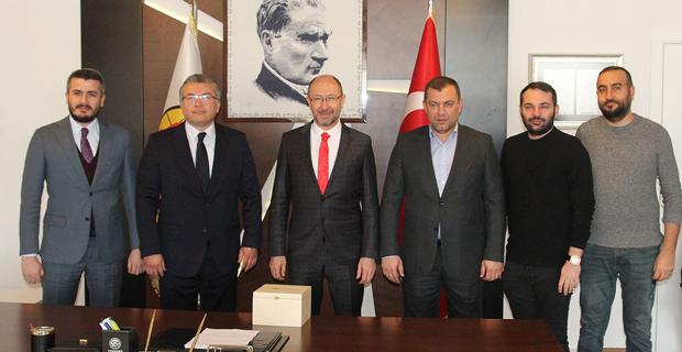 Eskişehirspor'a 1000 fidan desteği