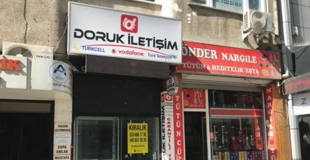 Küçük Doruk'un adını taşıyan telefoncu boşaltıldı