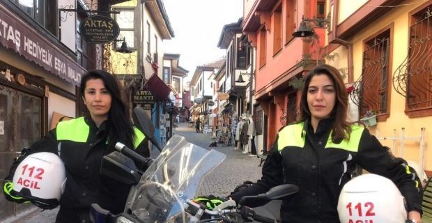 Türkiye'nin en hızlı hayat kurtaran kadınları