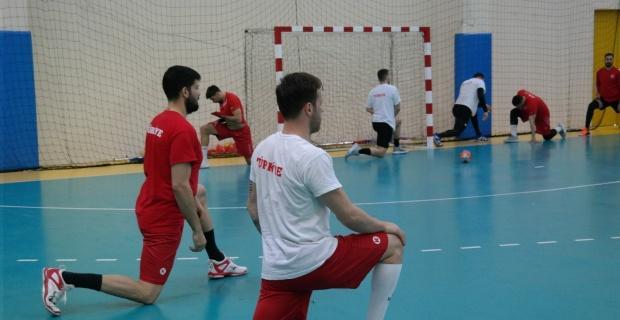 A Milli Hentbol Takımı, Slovenya maçına hazır