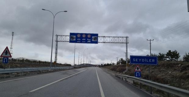 Afyonkarahisar-Ankara karayolunda EDS faaliyete geçiyor