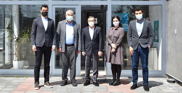 Ataç'tan Kıraç Elektrik'e Ziyaret