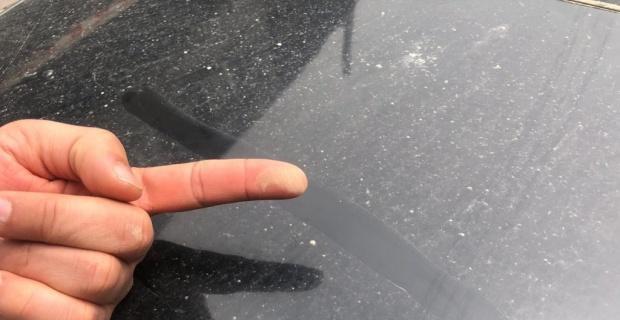Eskişehir güne çamurlu başladı