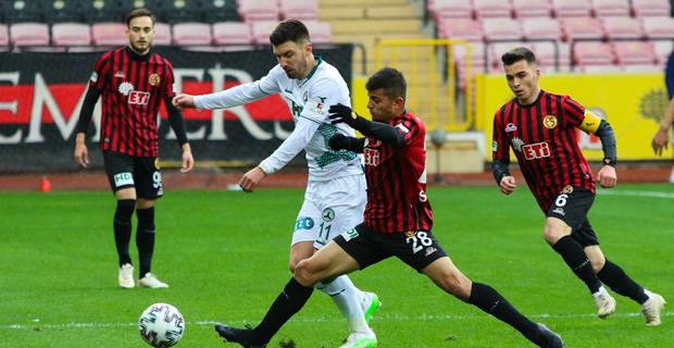 Eskişehirspor: 0 - GZT Giresunspor: 5
